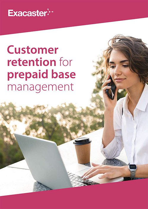Customer retention for prepaid base management