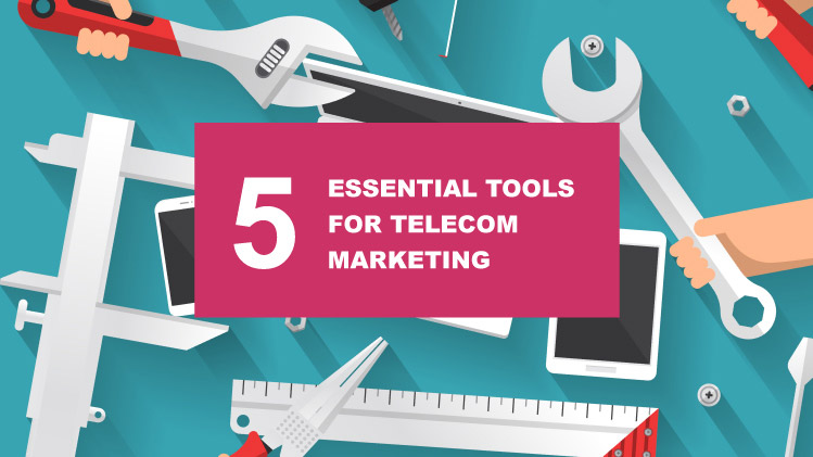 Tools for telecom marketing