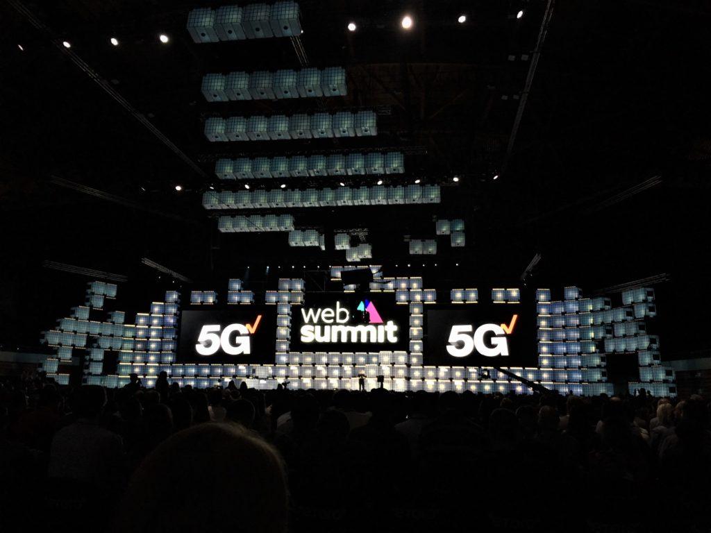 Web Summit 2019 - 5g