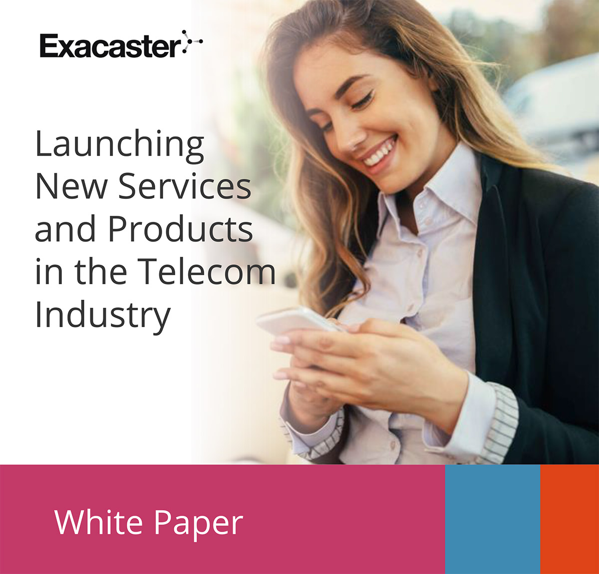 White paper Launching New Services and Products in the Telecom Industry