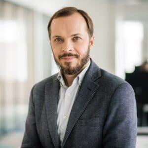 Sarunas Chomentauskas Exacaster CEO